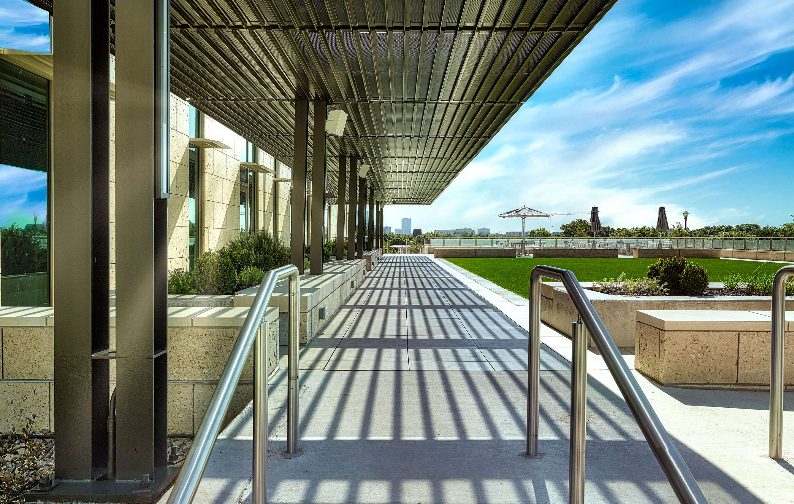commercial buildings and architectural details | IREB UNT |  UNT Research