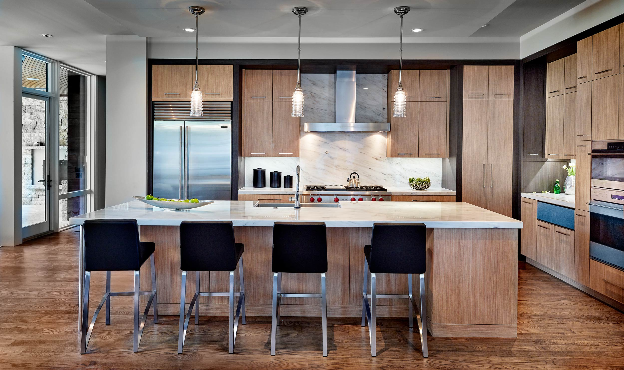modern kitchens |  Dallas Design Group | interior designs | open concept kitchens
