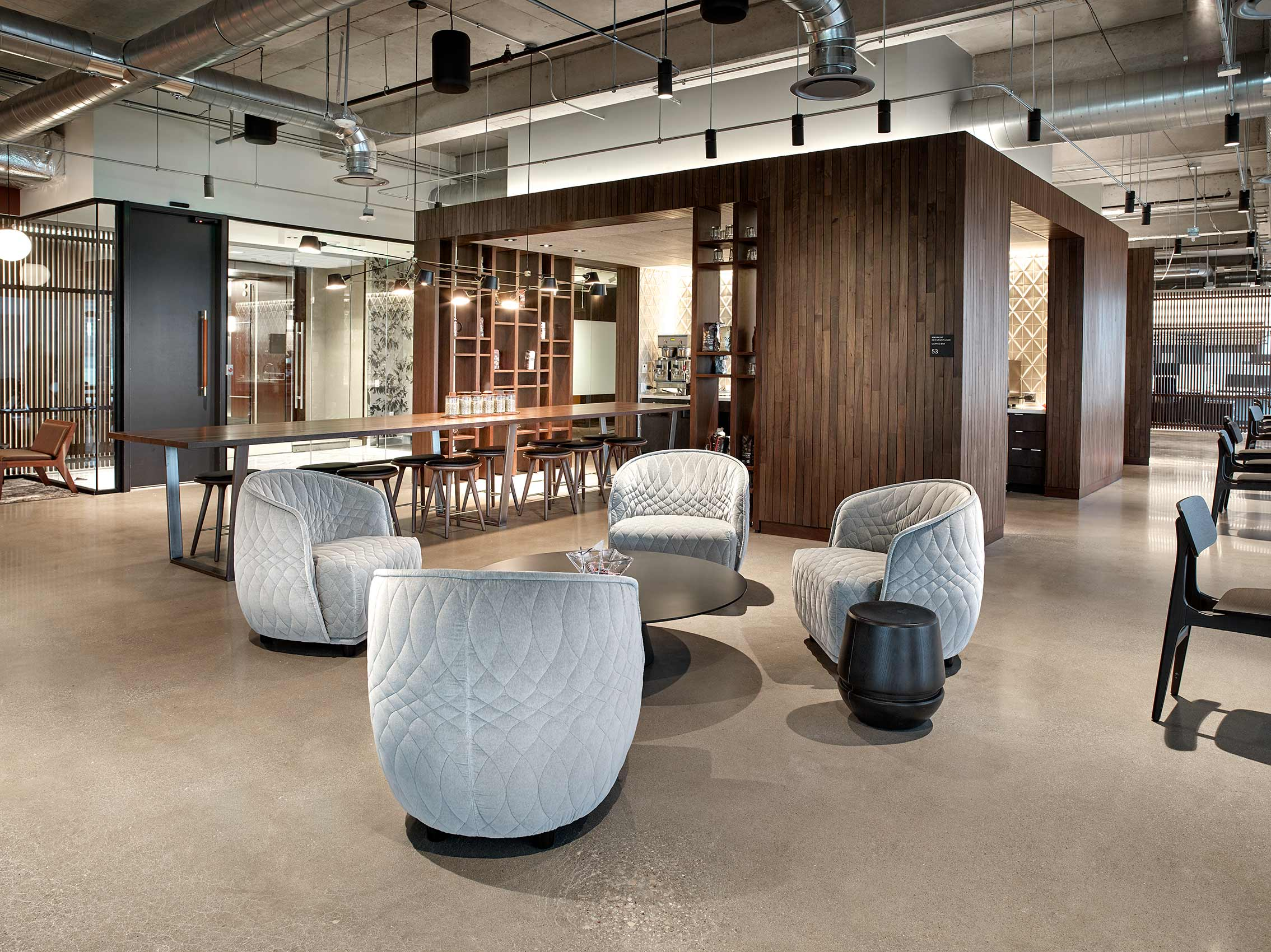 corporate furnishings |  corporate interior design